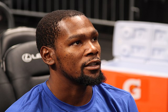Kevin Durant - famous athletes