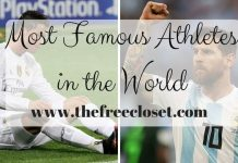 Most Famous Athletes in the World