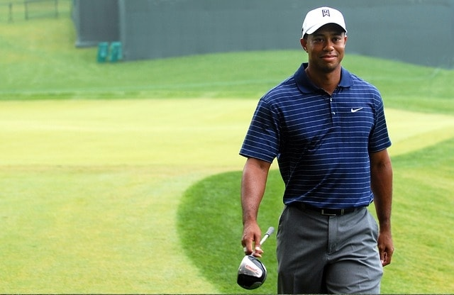 Tiger Woods - most famous athletes