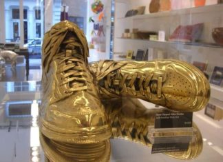 expensive sneakers brands