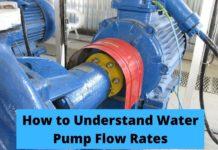Water Pump Flow Rates
