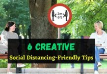 6 Creative, Social Distancing-Friendly Tips 1