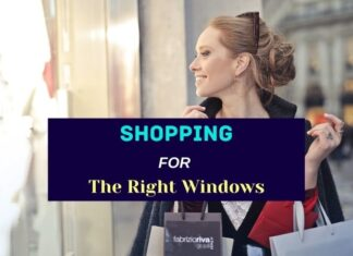 Shopping for the Right Windows