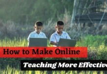 Online Teaching More Effective