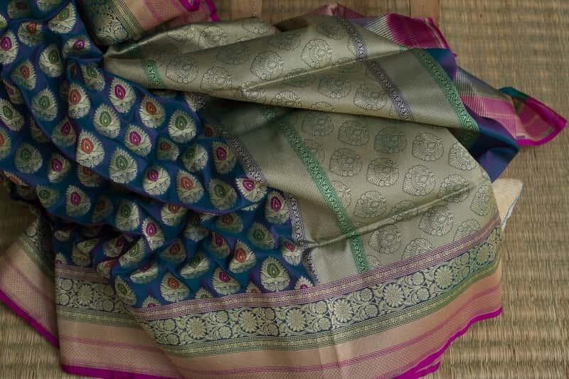 Perfect Banarasi Silk Saree