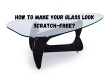 Glass Look Scratch-Free