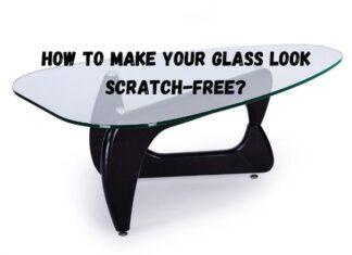 Glass Look Scratch-Free