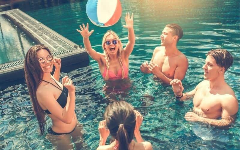 Plan some pool games