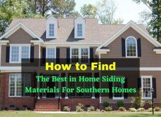 Home Siding Materials