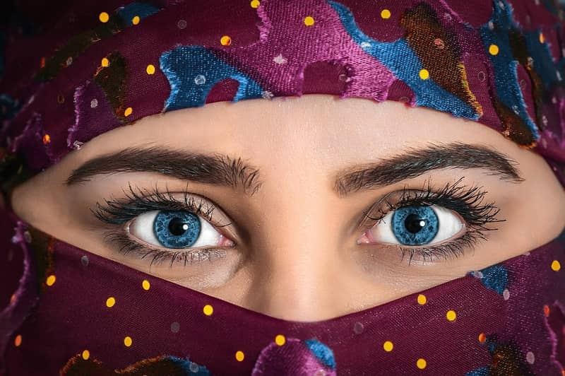 Hooded Eye