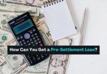 Pre-Settlement Loan_