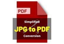 JPG to PDF Conversion Through PDFBear