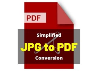 JPG to PDF Conversion Through PDFBear