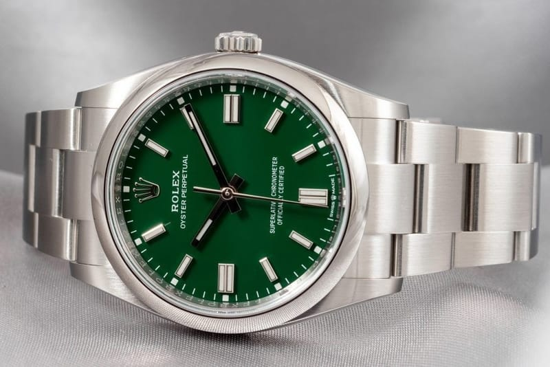 Rolex Oyster Perpetual 36, Ref. 126000-0005