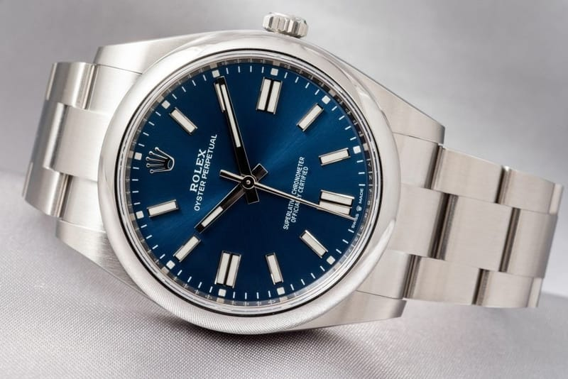 Rolex Oyster Perpetual 41, Ref. 124300-0003