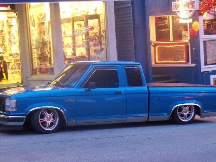 low truck