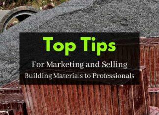 Building Materials to Professionals