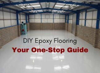 DIY Epoxy Flooring