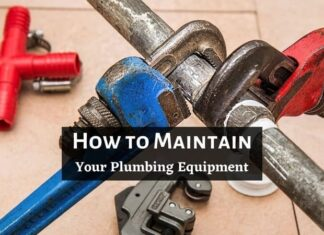Maintain Your Plumbing