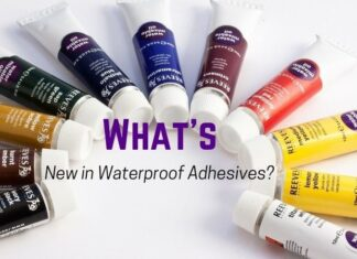 What's New in Waterproof Adhesives