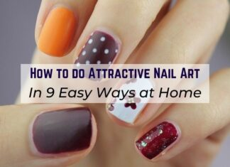 Attractive Nail Art