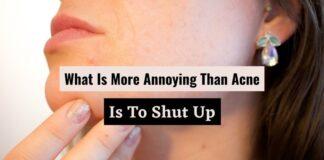 Face Acne Treatment