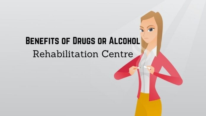Drugs or Alcohol Rehabilitation Centre