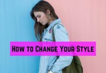 Change A Lifestyle