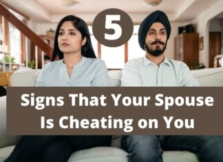 Spouse Cheating Signs
