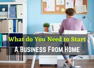 Start Home Business