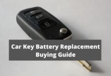 Car Key Battery Replacement Buying Guide